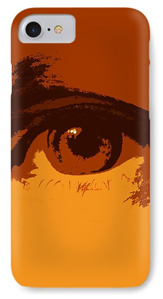 Vision IPhone Case by Skip Tribby