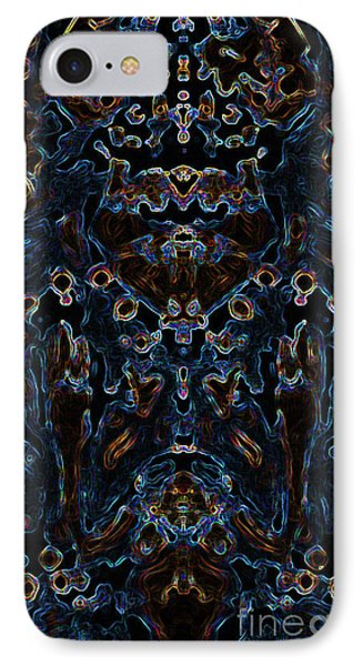 Visionary 3 IPhone Case by Devin Cogger