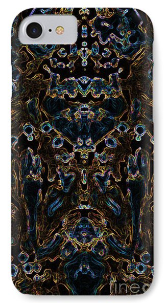 Visionary 4 IPhone Case by Devin Cogger