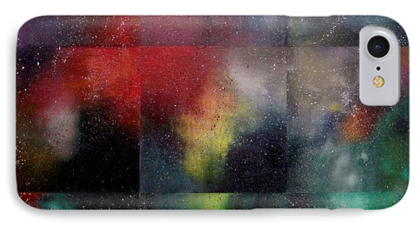 Visions Of Space And Time IPhone Case by Jeremy Aiyadurai