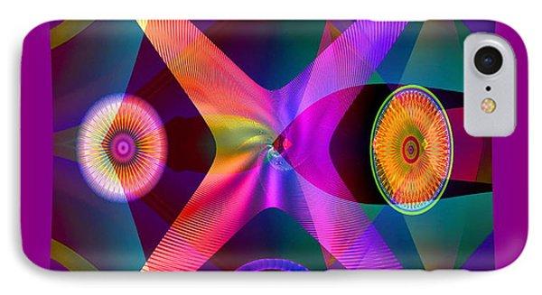 Visions Phone Case by Visual Artist  Frank Bonilla