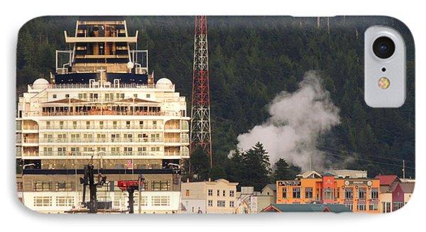 visit Alaska IPhone Case by Karen Horn