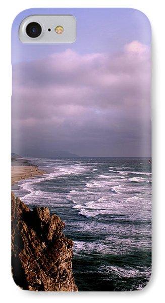 Vista Del Mar San Francisco Phone Case by M Bleichner