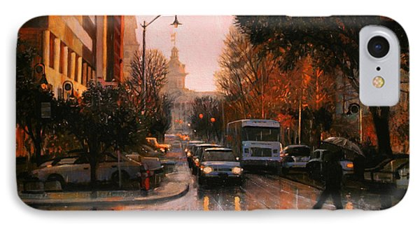 Vista Drizzle IPhone Case by Blue Sky