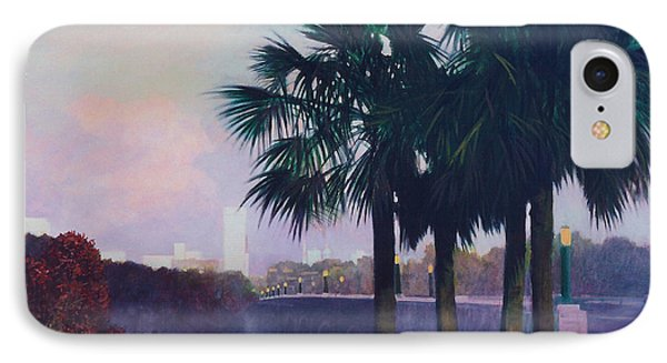 Vista Dusk IPhone Case by Blue Sky