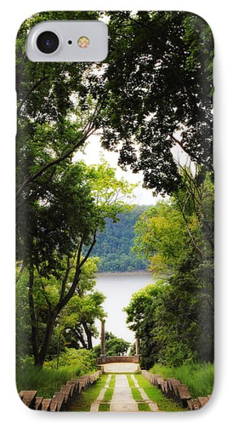 Vista View IPhone Case by Jessica Jenney