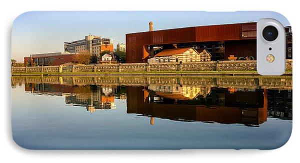 Vistula River 2 Phone Case by Tomasz Dziubinski