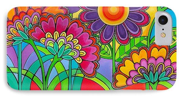 Viva La Spring Phone Case by Carla Bank