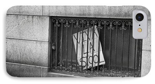 Viva La Stool IPhone Case by John Hoey
