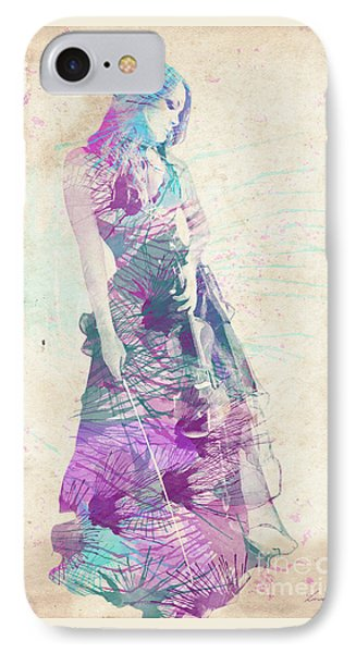 Viva La Vida IPhone Case by Linda Lees
