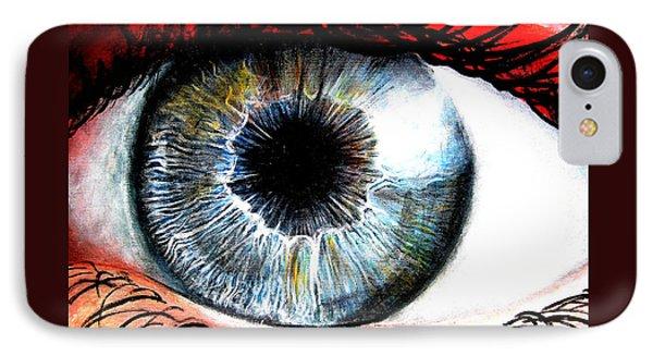 Vivid Vision  Phone Case by Tylir Wisdom