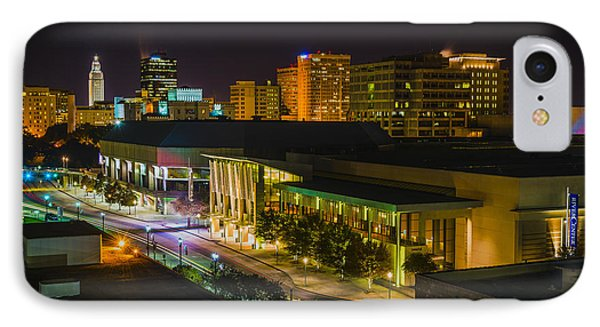 Vividly Downtown Baton Rouge IPhone Case