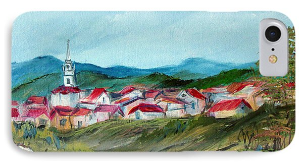 Vladeni Ardeal - Village In Transylvania IPhone Case by Dorothy Maier
