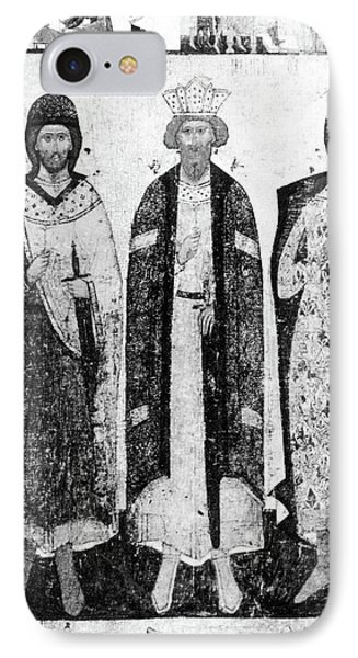 Vladimir I (956?-1015) IPhone Case by Granger