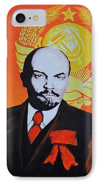 Vladimir Lenin IPhone Case