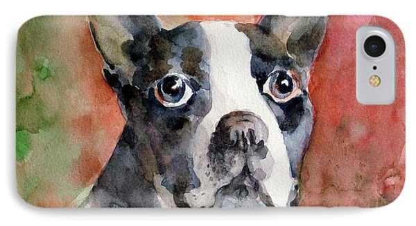 Vodka - French Bulldog IPhone Case by Faruk Koksal