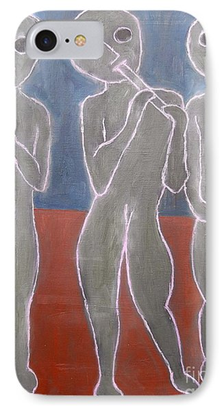 Voices And Music Phone Case by Patrick J Murphy
