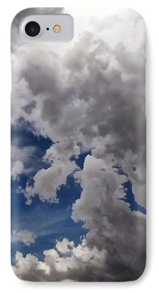 Voices In The Sky Phone Case by Glenn McCarthy Art and Photography
