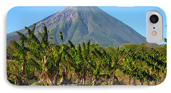 Volcan Concepcion Nicaragua IPhone Case