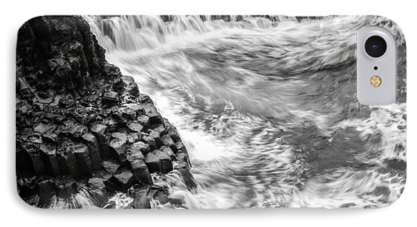 Volcanic Rocks And Water IPhone Case