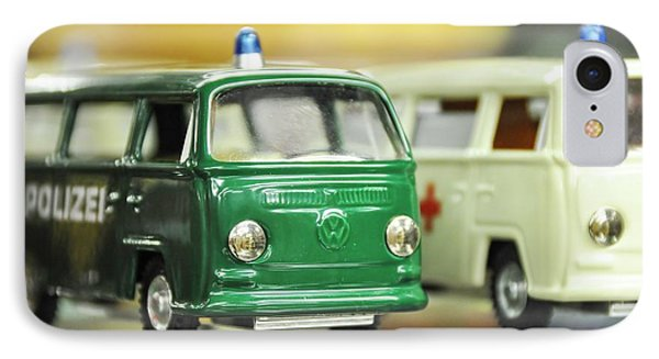 Volkswagen Miniature Cars IPhone Case