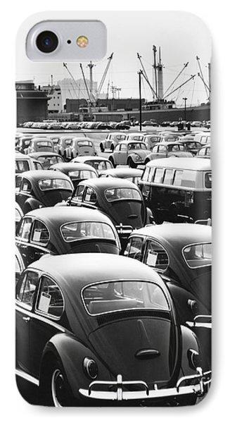 Volkswagen Shipment Phone Case by M E Warren