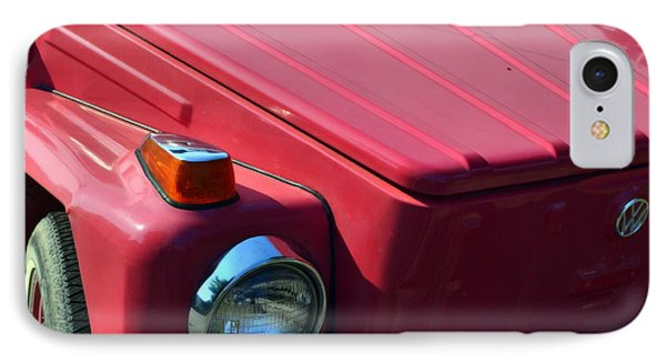 Volkswagen Thing Phone Case by Michelle Calkins