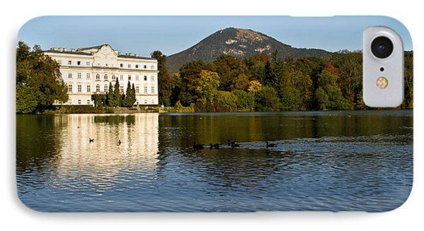 IPhone Case featuring the photograph Von Trapp's Mansion by Silvia Bruno