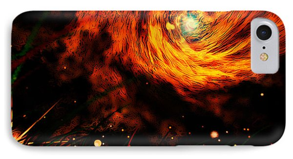 Vortex IPhone Case by Persephone Artworks
