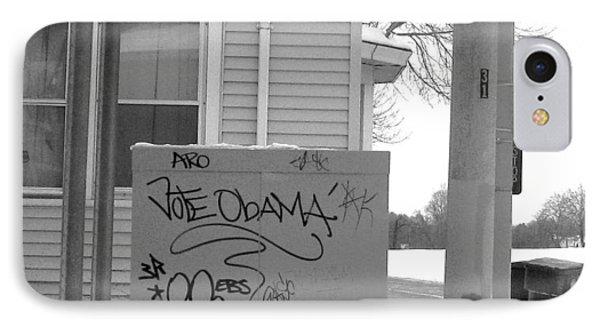 Vote Obama IPhone Case