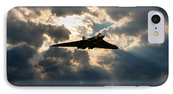 Vulcan Halo IPhone Case by J Biggadike