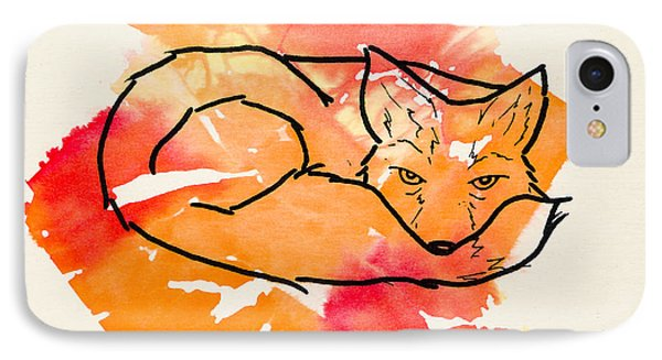 Vulpes Vulpes IPhone Case