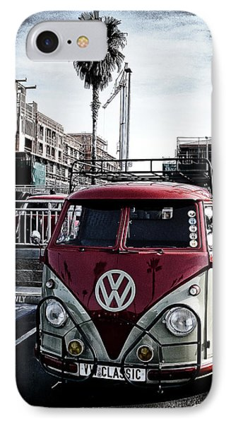 Vw Classic IPhone Case by Ron Regalado