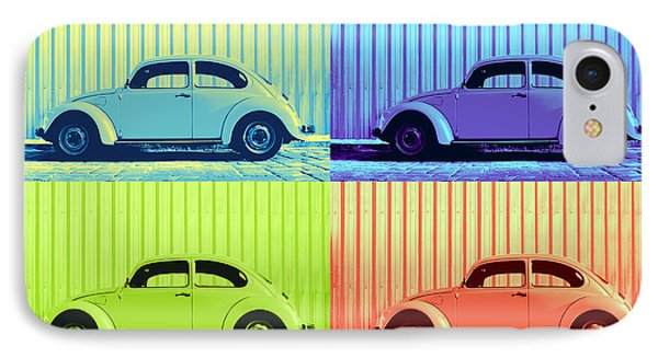 Vw Pop Summer IPhone Case by Laura Fasulo