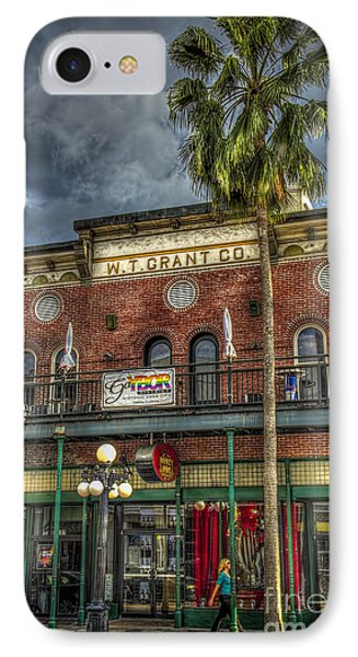 W. T. Grant Co. IPhone Case by Marvin Spates