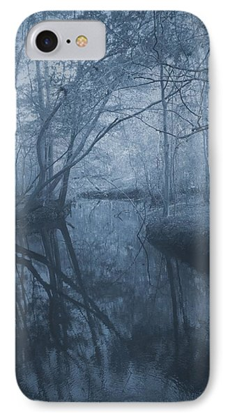 Waccasassa River Phone Case by Phil Penne