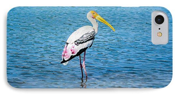 Wading Stork IPhone Case