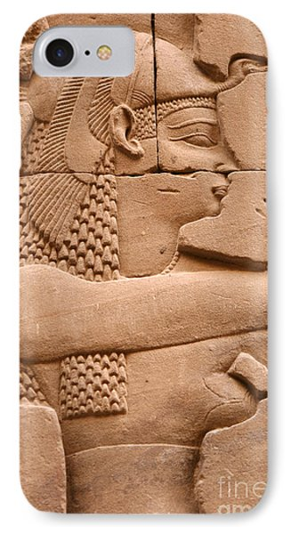 Wadjet Phone Case by Stephen & Donna O'Meara
