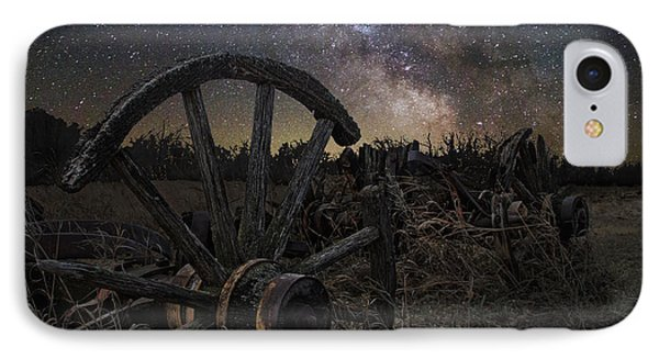 Wagon Decay IPhone Case by Aaron J Groen