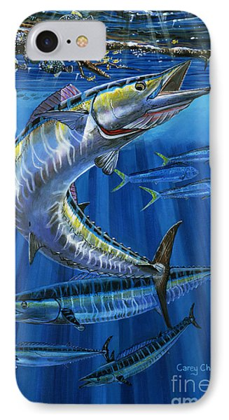 Wahoo Rip Off0047 IPhone Case by Carey Chen