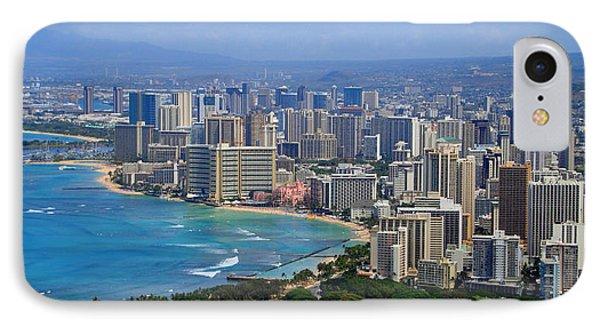 IPhone Case featuring the photograph Waikiki by Kara  Stewart