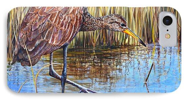 Wailing Bird Phone Case by AnnaJo Vahle