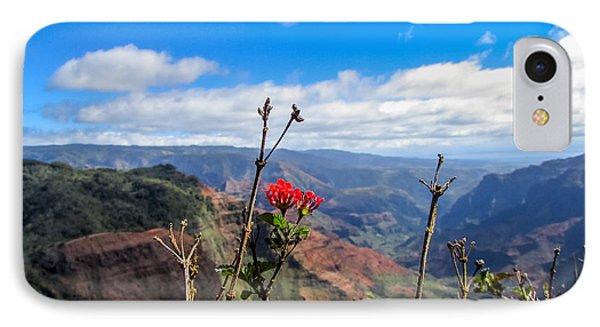 Waimea Canyon IPhone Case