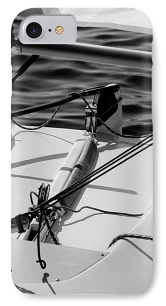 IPhone Case featuring the photograph Waiting For Sailors by Erin Kohlenberg