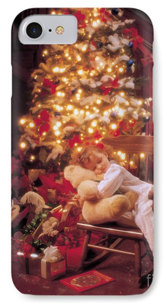 Waiting For Santa IPhone Case