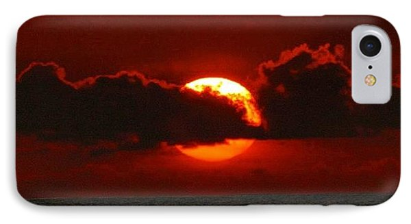 Waiting For The Green Flash That Never IPhone Case