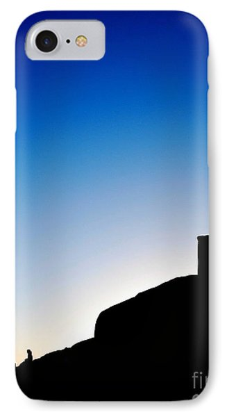 Waiting For The Sun II Phone Case by Hannes Cmarits