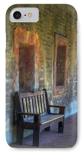 Waiting Phone Case by Joan Carroll