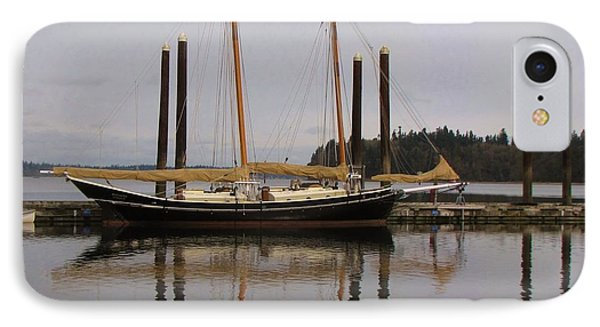 Waiting To Sail Phone Case by Feva  Fotos