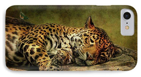 Wake Up Sleepyhead IPhone Case by Lois Bryan